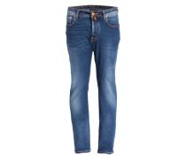 Jeans J688 Comfort-Fit - 2 mid blue