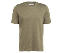 T-Shirt BALLUM mit Hanf