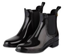 Gummi-Boots COMFY - SCHWARZ