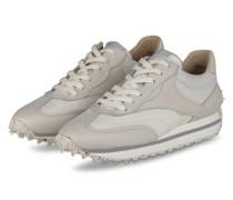 Plateau-Sneaker MA-TRIXX - GRAU