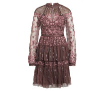 Kleid STARLING mit Paillettenbesatz