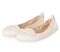 Ballerinas - ECRU