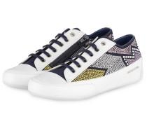 Sneaker ROCK mit Nieten - blau