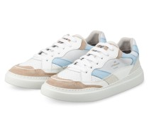 Sneaker CPH560 - WEISS/ HELLBLAU/ BEIGE