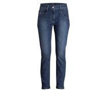 Mom-Jeans MONTANA SUMMER - blau