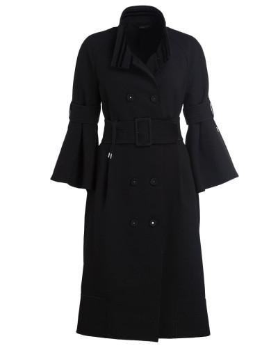 Mantel ZHIVAGO - schwarz