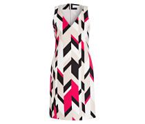 Kleid DEPHANI - schwarz/ stein/ pink