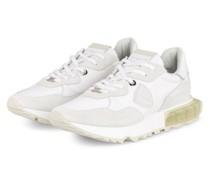 Sneaker LA RUE - WEISS/ HELLGRAU