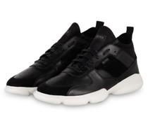 Hightop-Sneaker RAPID - SCHWARZ