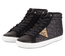 Hightop-Sneaker HOLLY - schwarz