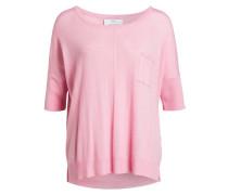 Pullover mit Cashmereanteil - rosa