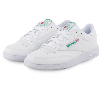 Sneaker CLUB C 85 - WEISS/ GRÜN
