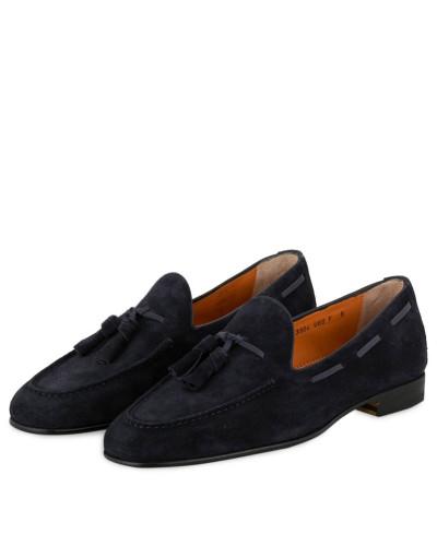 Tassel-Loafer CARLOS - DUNKELBLAU