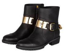 Biker-Boots BROOKE - schwarz