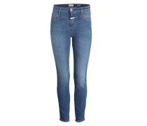Jeans SKINNY PUSHER - blau
