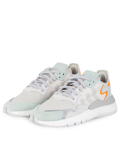 Sneaker NITE JOGGER - CREME/ MINT