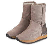 Fell-Boots ZIP KITZ - taupe
