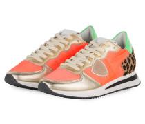 Sneaker TRPX - NEONORANGE/ GOLD