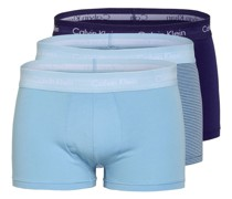 3er-Pack Boxershorts COTTON STRETCH Low Rise