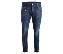 Jeans SEXY TWIST Slim-Fit - 470 blue