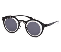 Sonnenbrille BRADFIELD - schwarz/ silber
