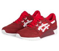 Sneaker GEL LYTE III - rot