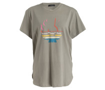 T-Shirt ALYMER - khaki