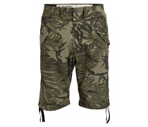 Bermudas ROVIC Tapered-Fit - gelb