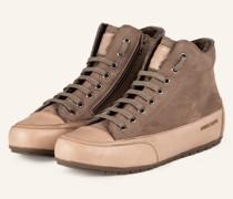 Sneaker PLUS FUR - TAUPE