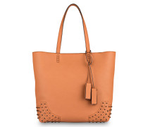 Shopper WAVE MEDIUM - cognac