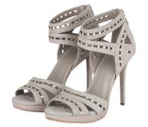 Sandaletten HONEY - pearl grey