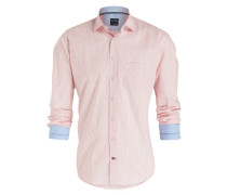 Hemd CASUAL Modern-Fit - rot
