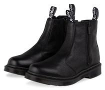 Plateau-Boots PASCAL - SCHWARZ