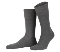 Socken AIRPORT - 3070 dark grey