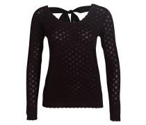 Pullover MOUSTACHE - schwarz