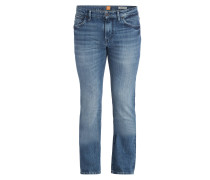 Jeans ORANGE24 Regular-Fit - blau
