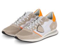 Sneaker TRPX - BEIGE/ WEISS/ ORANGE