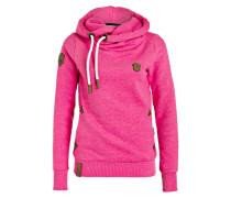 Hoodie DARTH IX - pink