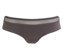 Panty TWISTED - graubraun