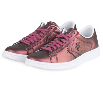 Sneaker PRO LEATHER - lila metallic