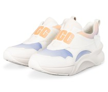 Slip-on-Sneaker LA FLEX mit Plateau