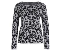 Pullover LIZ - grau/ schwarz