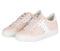 Sneaker BASKET mit Nieten - pink