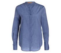Bluse EFELIZE - blau