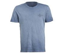 T-Shirt SNEEK - blau