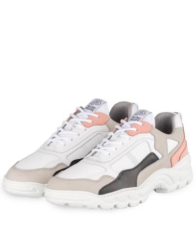 Sneaker - WEISS/ GRAU/ SCHWARZ
