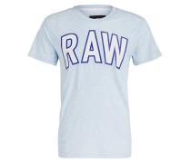 T-Shirt ELEVOR - blau