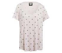 T-Shirt ROMANTIC - creme