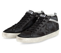 Hightop-Sneaker MID STAR - SCHWARZ