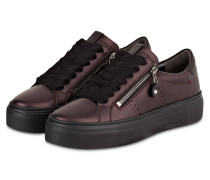 Plateau-Sneaker BIG - bordeaux